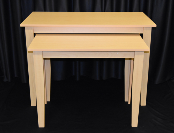 Item #408 - Nesting Table