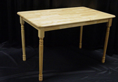 #404 Wood table (30